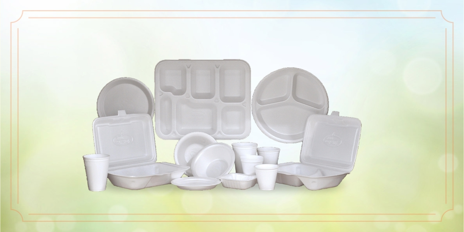 Eco Friendly Disposable Plates and Glasses-WindsorPack India